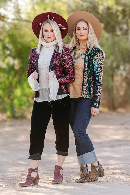 show clothing cowgirl magazine