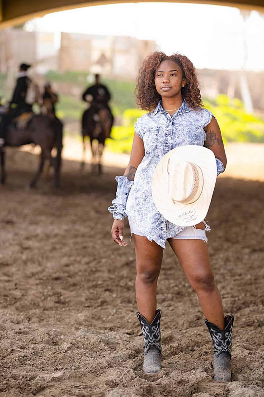 kirstie marie photography kika cowgirl magazine