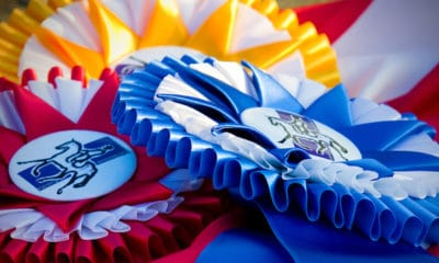 horse show ribbons cowgirl magazine