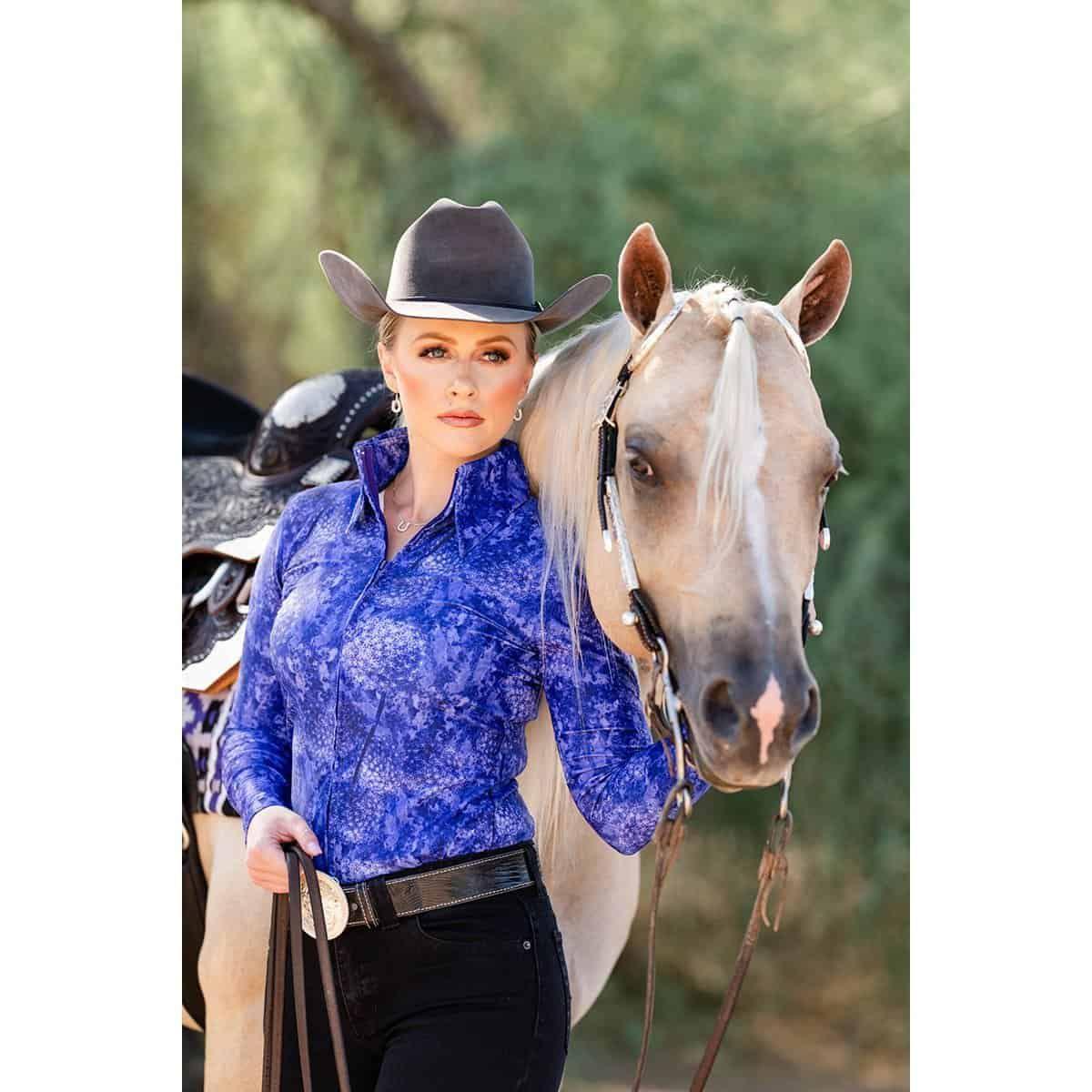 show cowgirl magazine