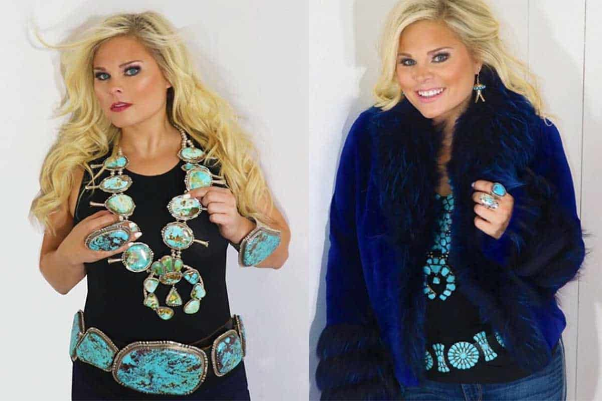 Alexis Bloomer top looks cowgirl magazine