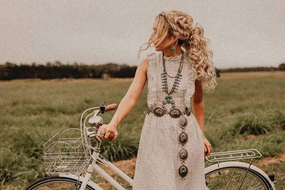 grainy photo cowgirl magazine