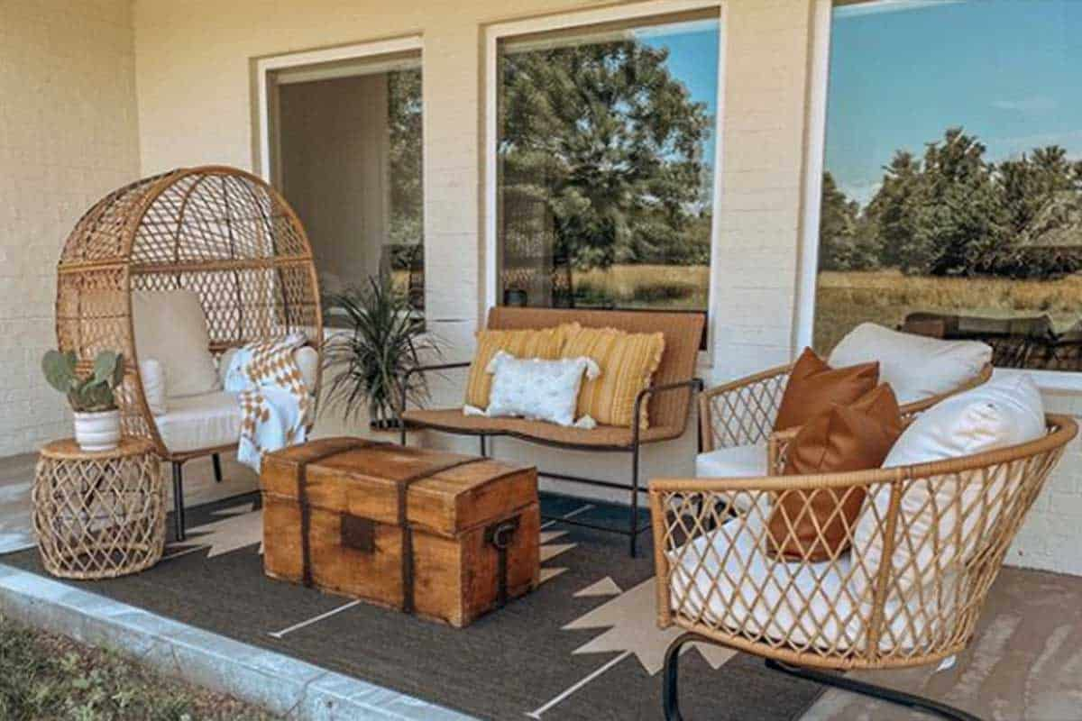 cowgirl magazine velvet brumby home decor outdoor paradise outdoor living