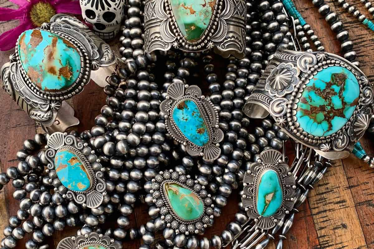 turquoise varieties cowgirl magazine
