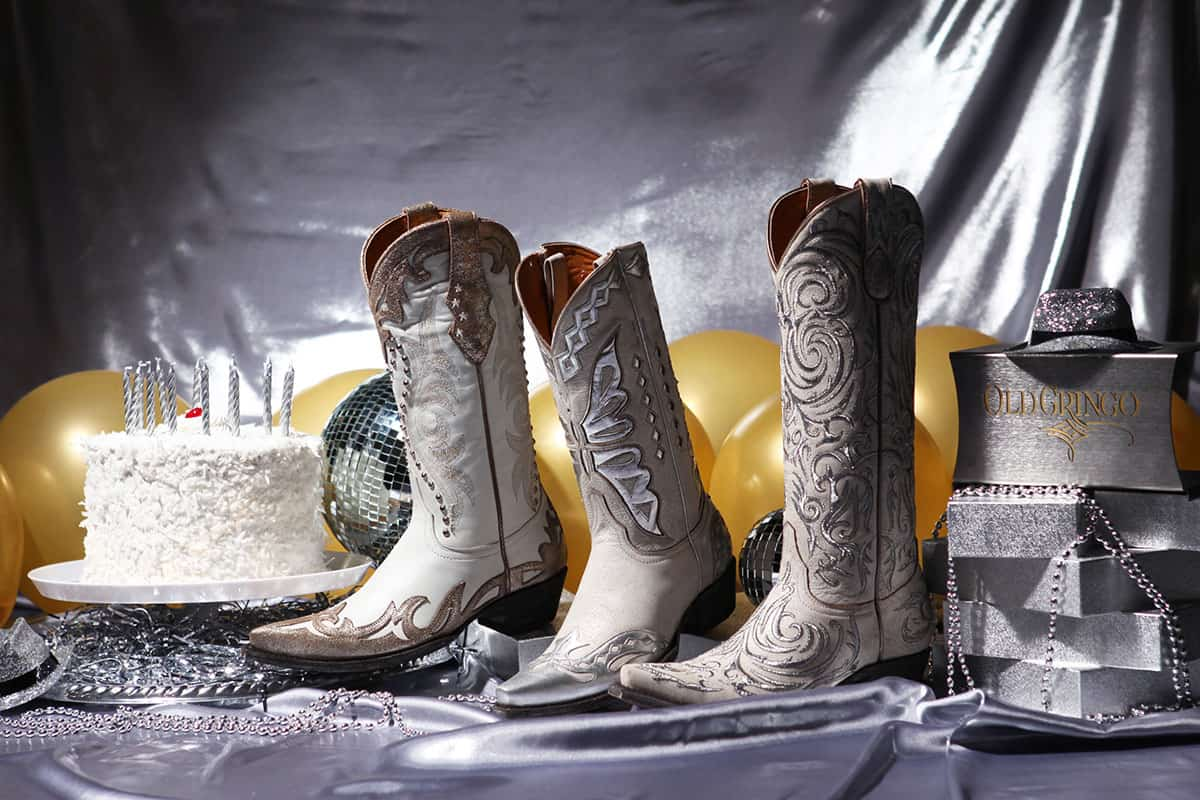 old gringo metallic for 20 cowgirl magazine