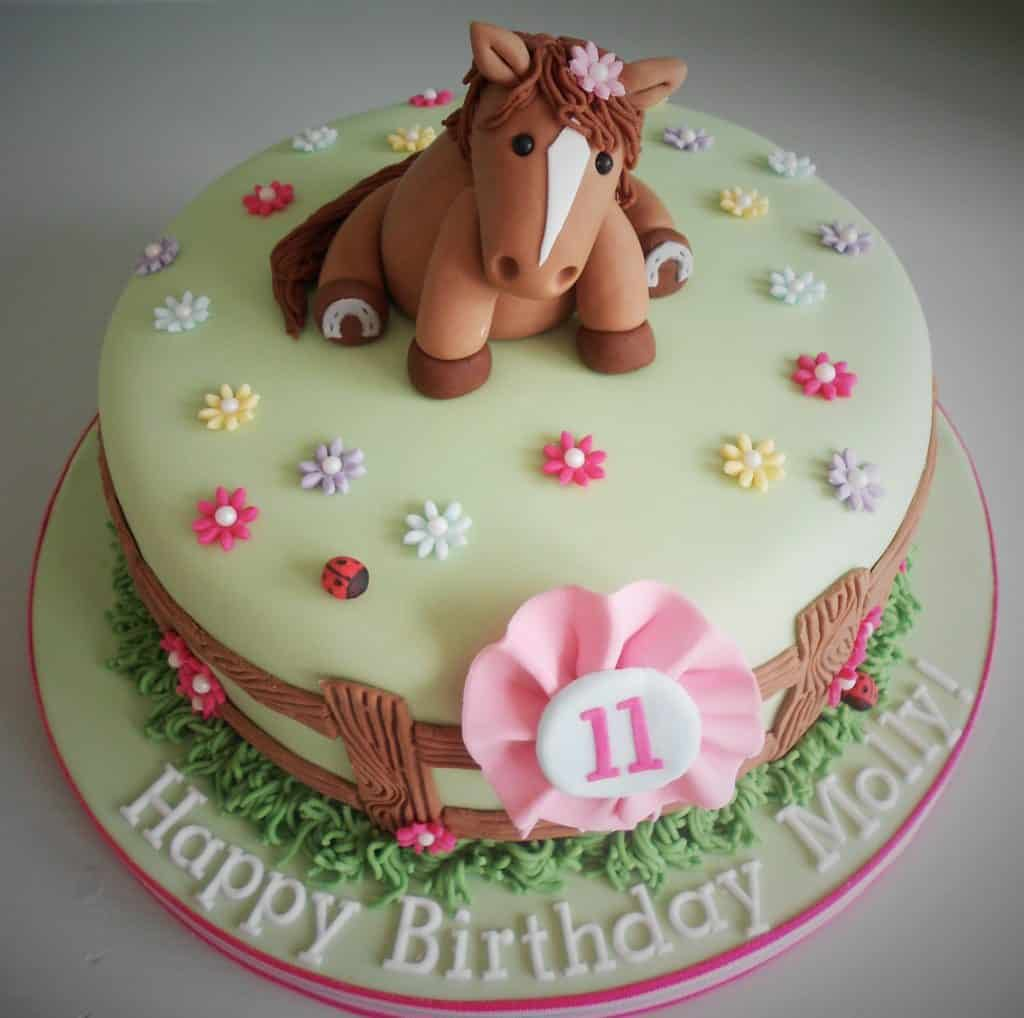 horse cake cowgirl magazine
