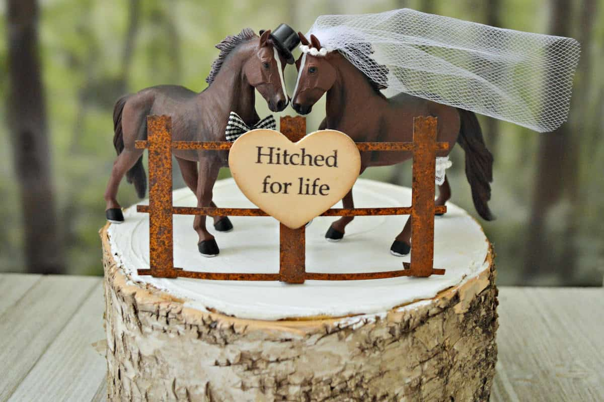 wedding cowgirl magazine