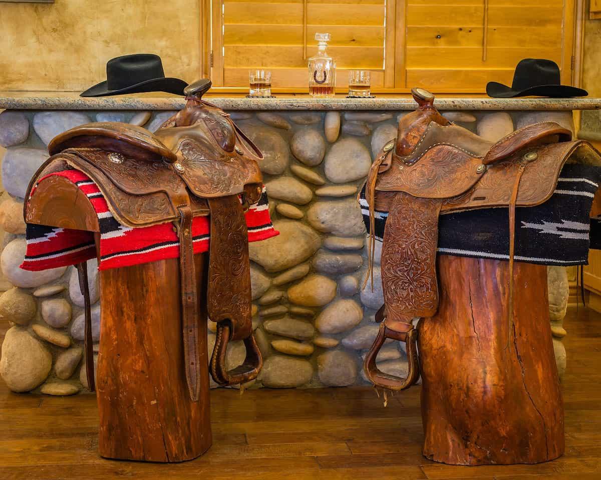 saddle stools cowgirl magazine