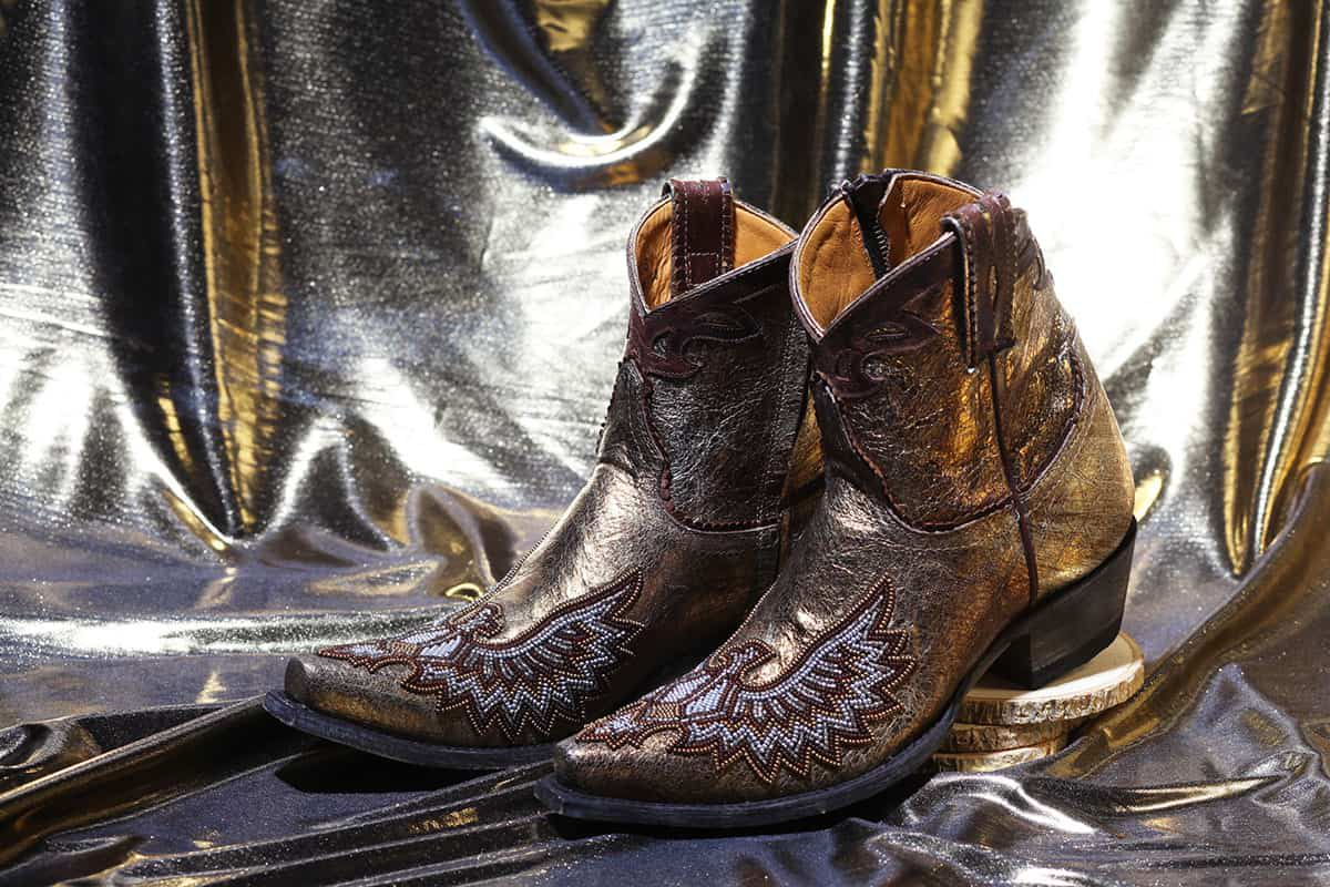 Old Gringo's 20th Anniversary Collection cowgirl magazine