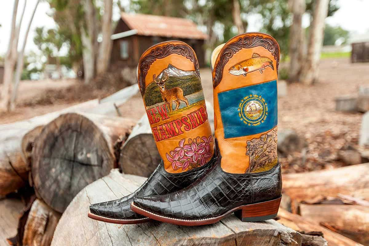 old gringo state boot collection cowgirl magazine