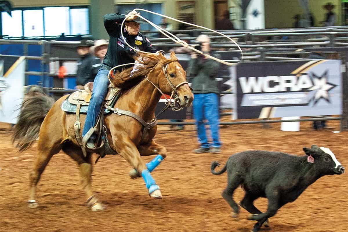 women's rodeo cowgirl magazine