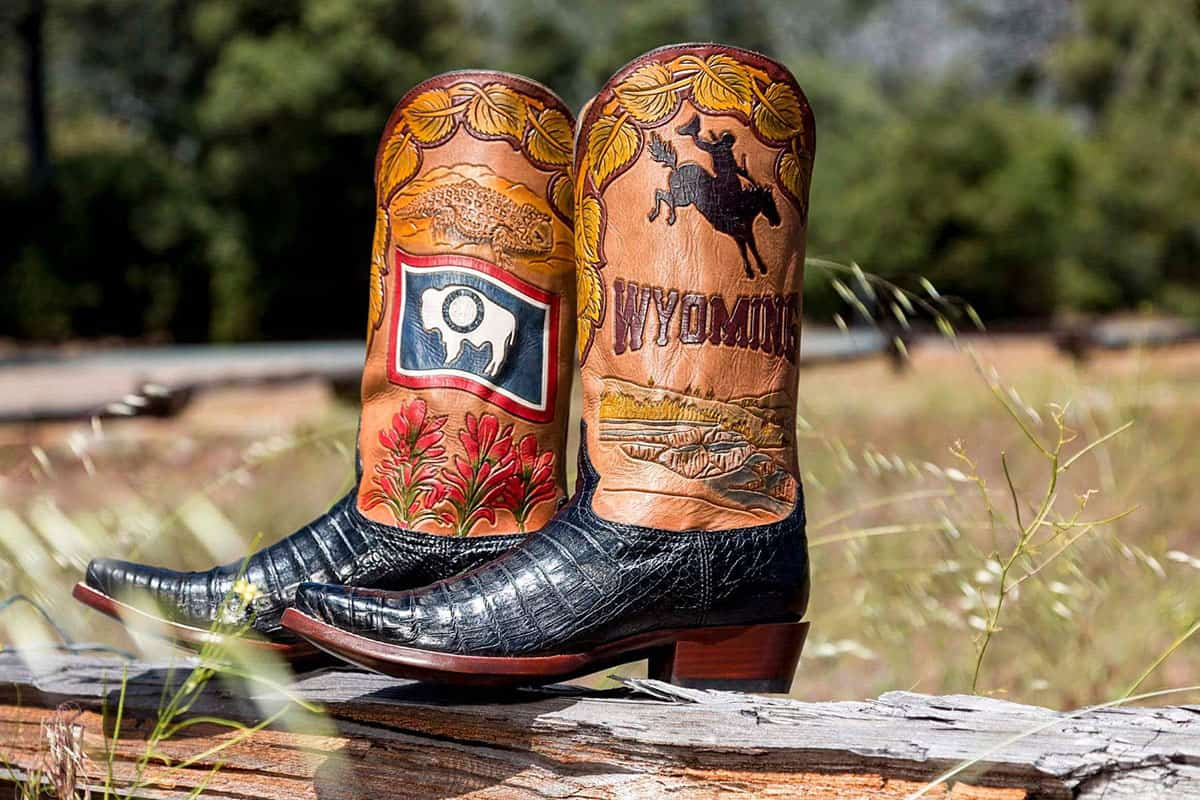 wyoming boots cowgirl magazine