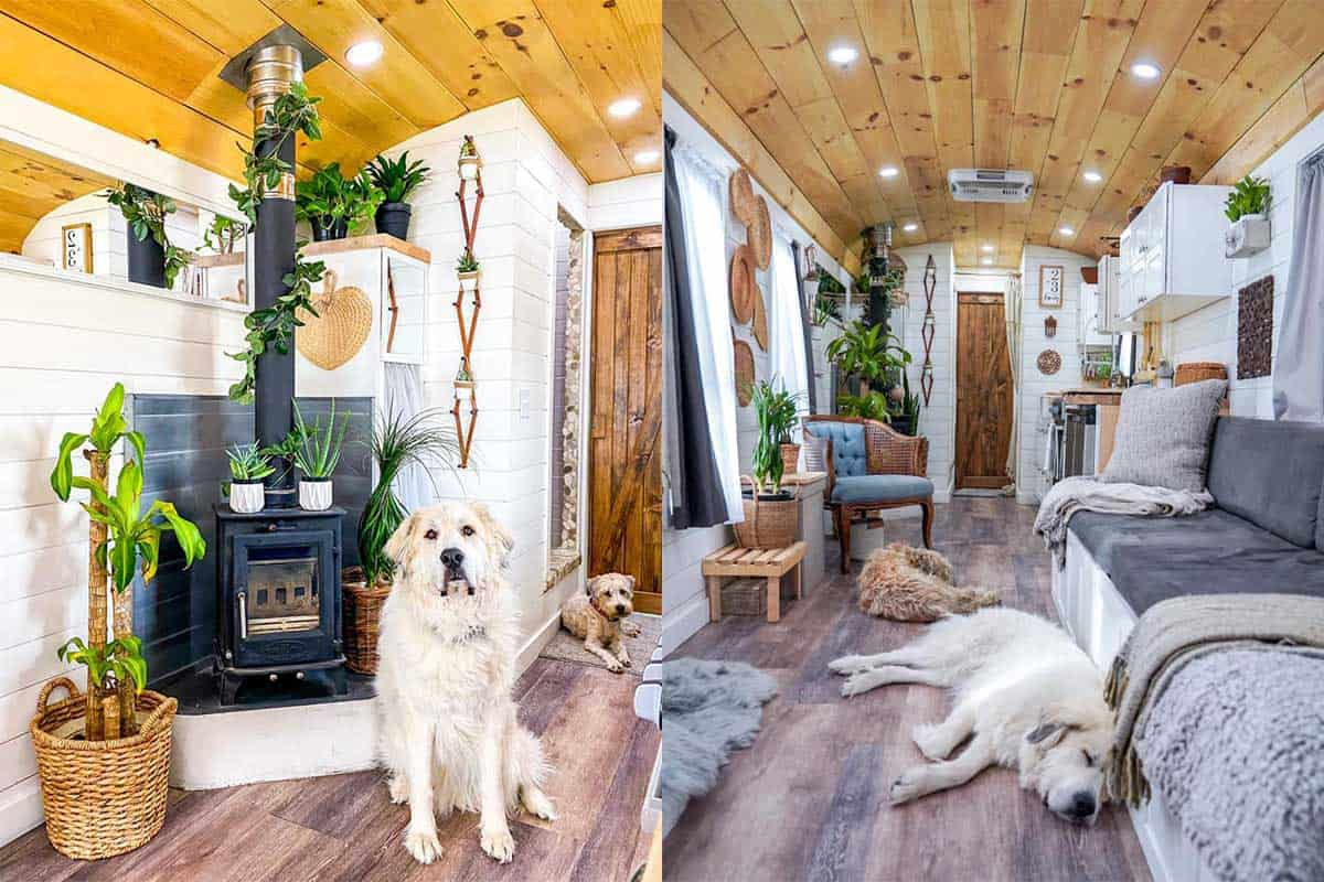 happy homebodies bus home bus home decor home on the road cowgirl magazine