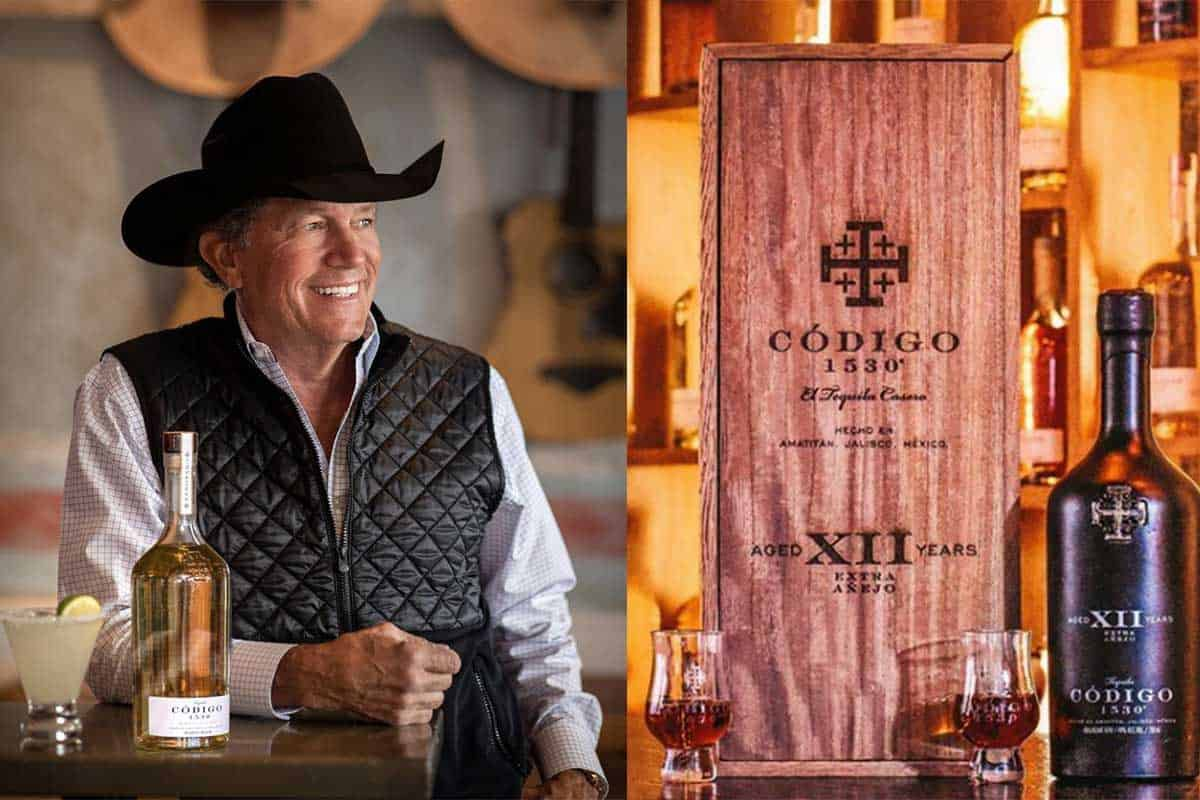 codigo tequila George Strait king of country king of tequila cowgirl magazine