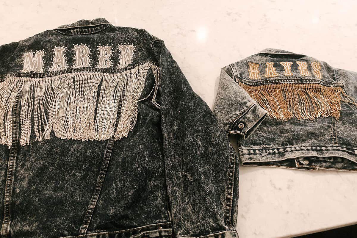 miranda lambert gifted jackets maren morris hayes cowgirl magazine