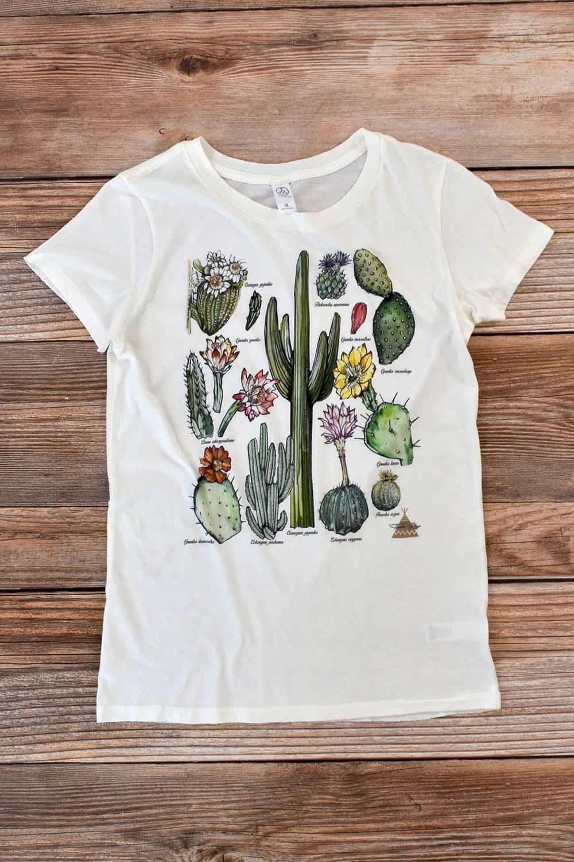 cactus prints cowgirl magazine