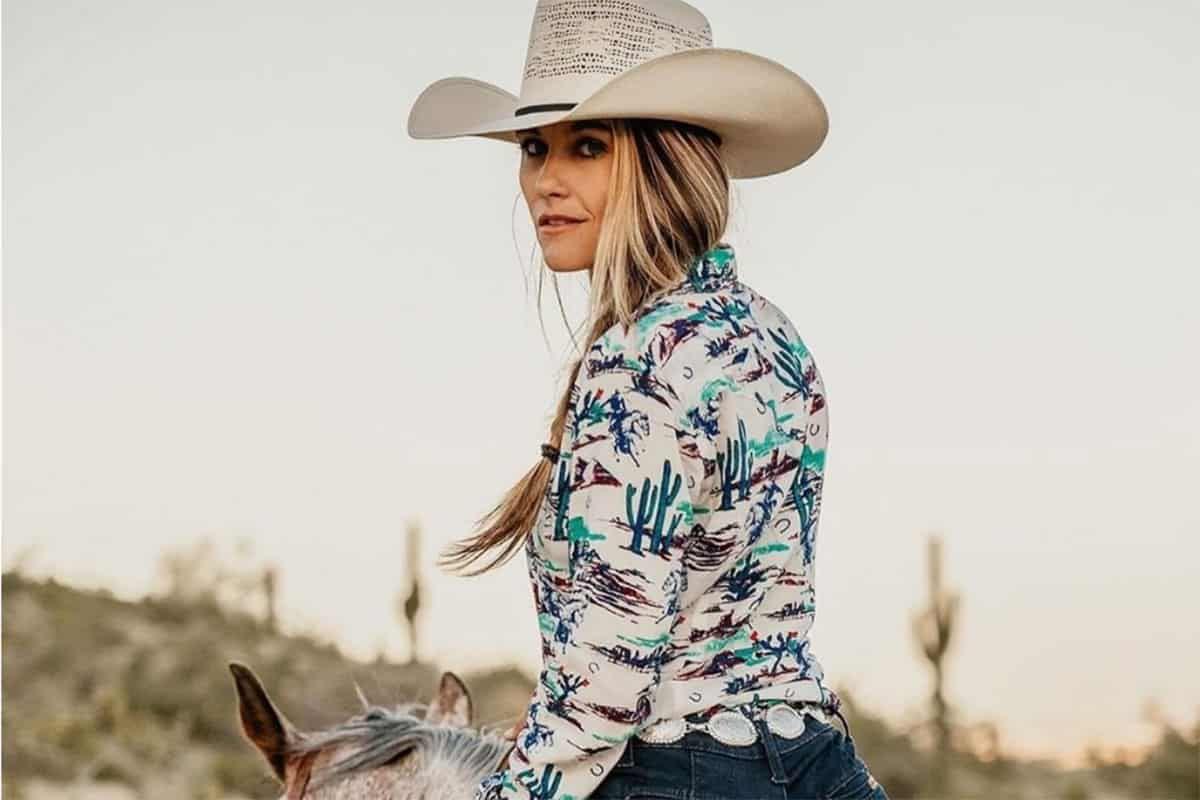 western-retro cowgirl magazine