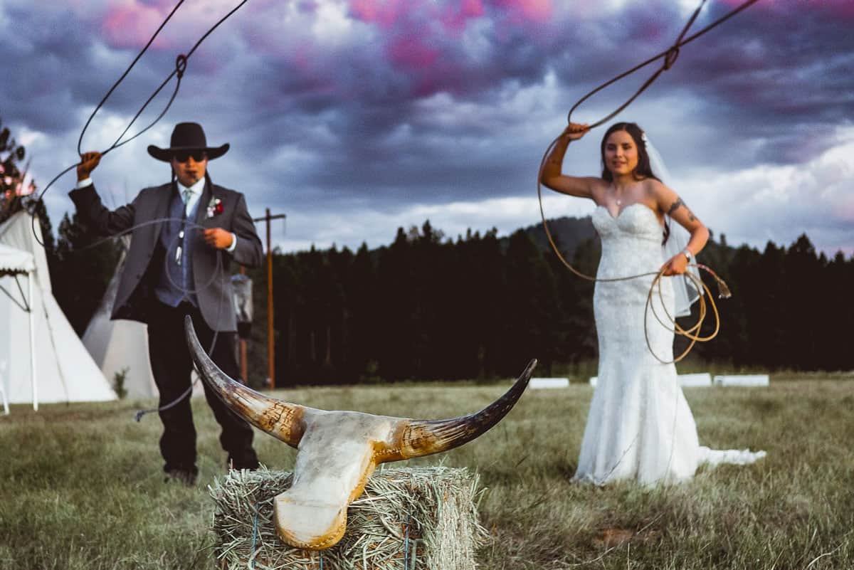 shebala wedding cowgirl magazine