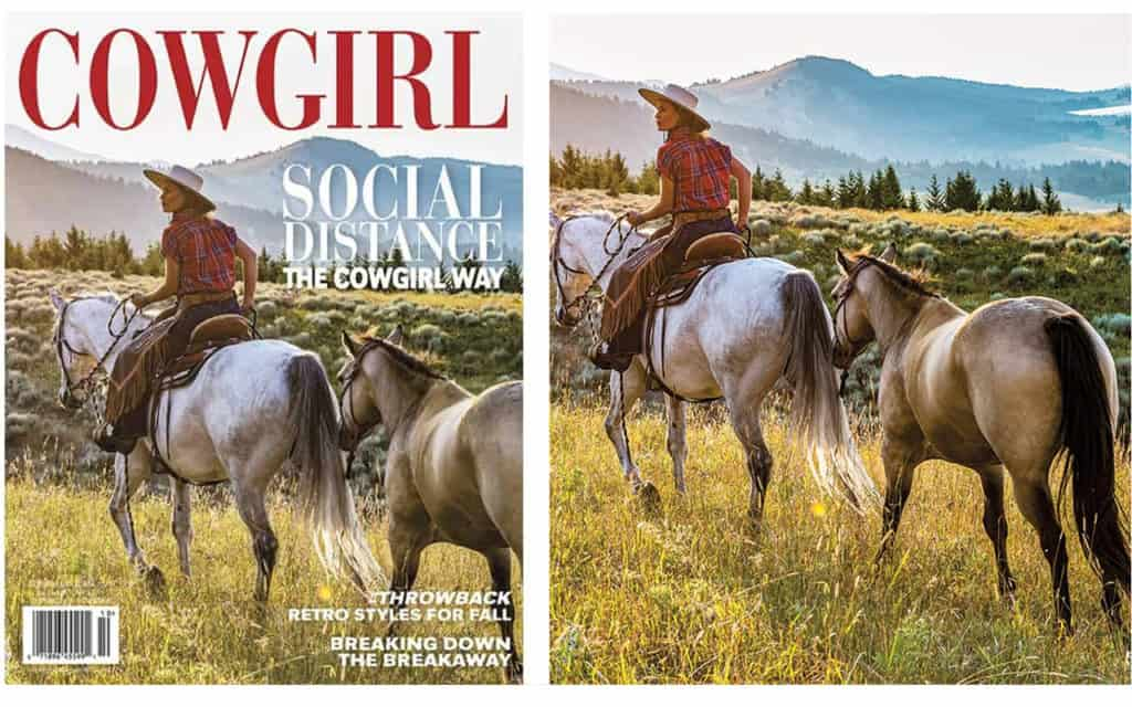 cassidy freeman audrey hall september october 2020 cowgirl magazine