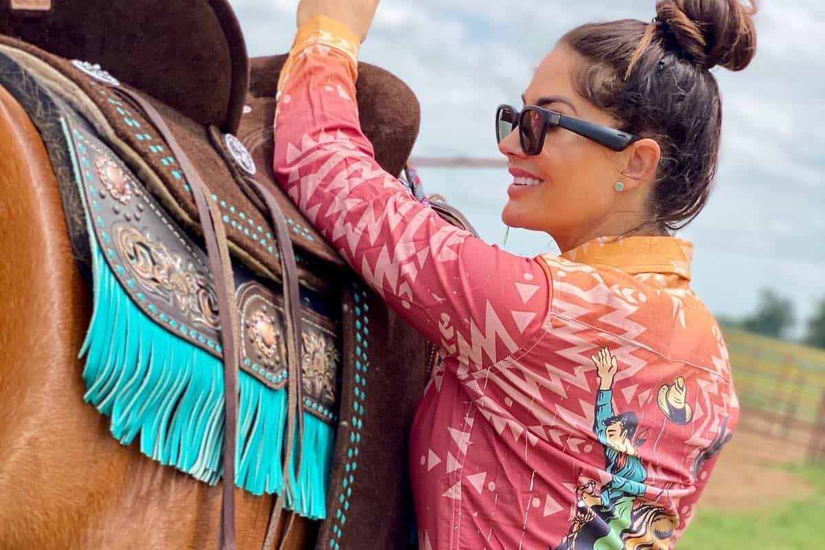 fallon Taylor tiktok cowgirl magazine