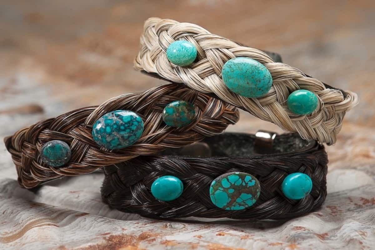 horse hair jewelry cowgirl magazine