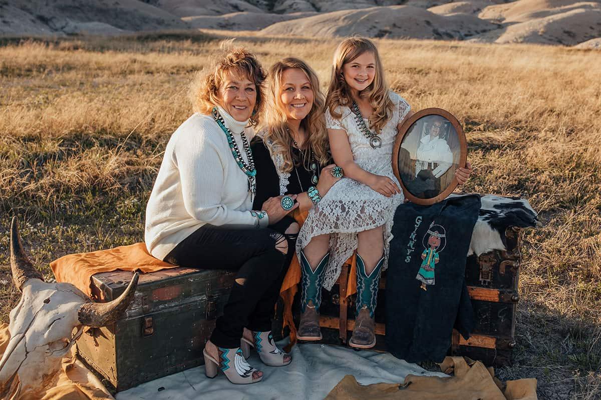 dakota sky stone cowgirl magazine