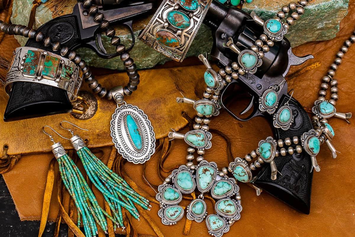 turquoise jewelry brand cowgirl magazine