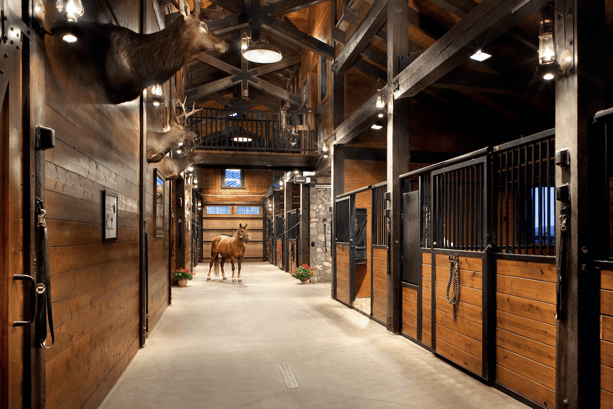 Explore This Rustic Horse Cattle Ranch Cowgirl Magazine