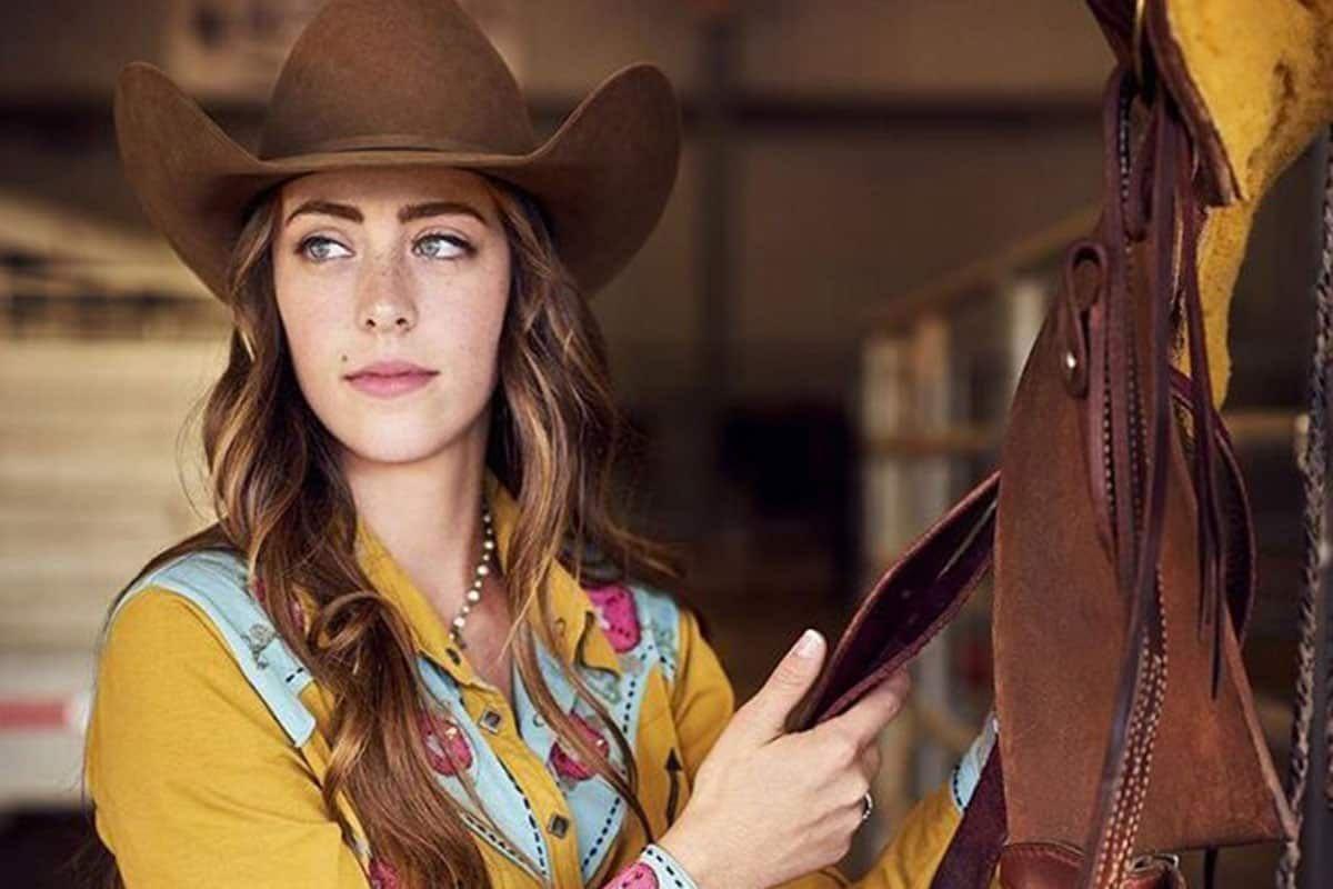 sarah brown ride tv cowgirls cowgirl magazine
