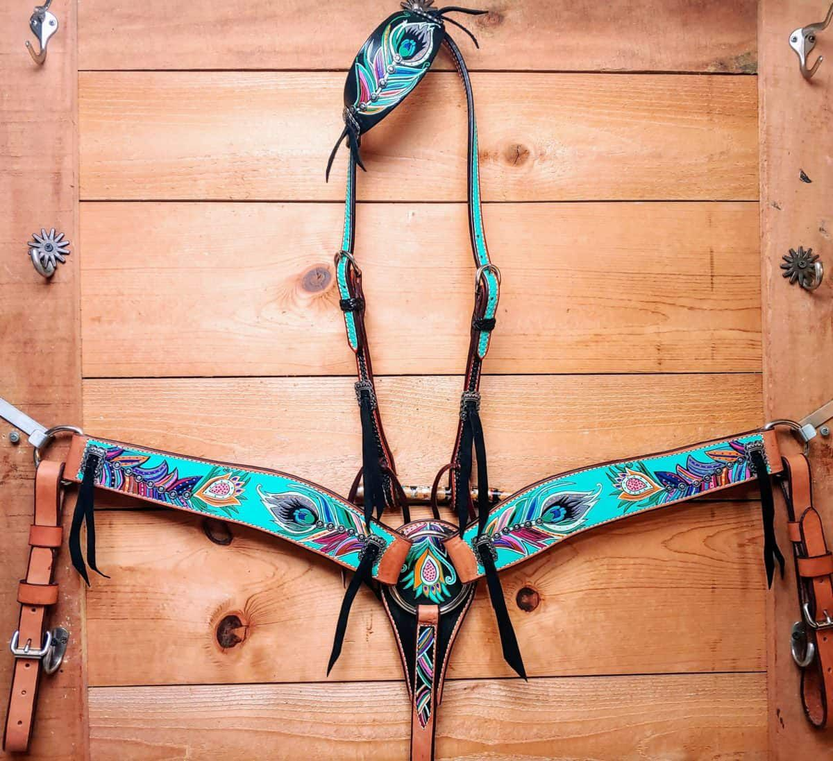 turquoise tack cowgirl magazin