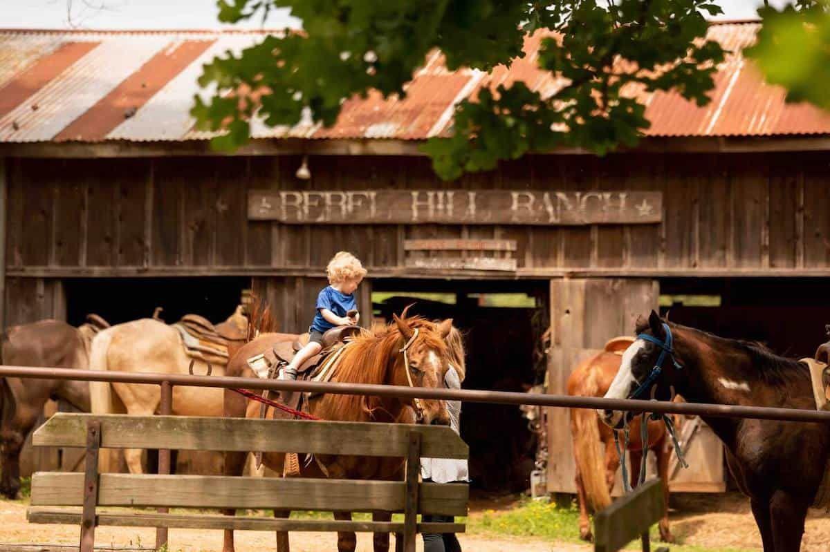 trail riding cowgirl magazine
