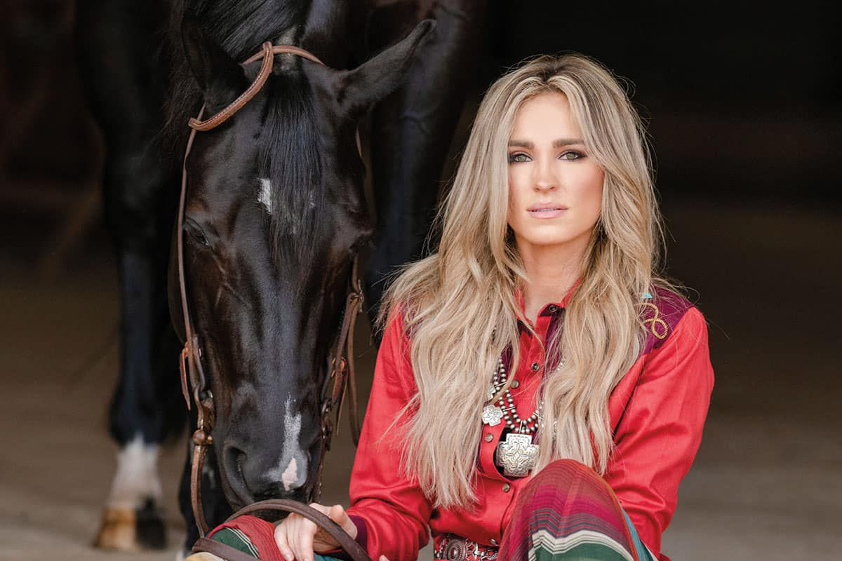 meet the models kirstie marie photography vintage reserve cowgirl magazine