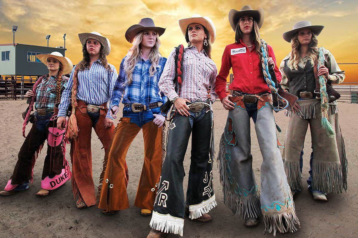 RIDE TV cowgirls sponsored by cowgirl magazine