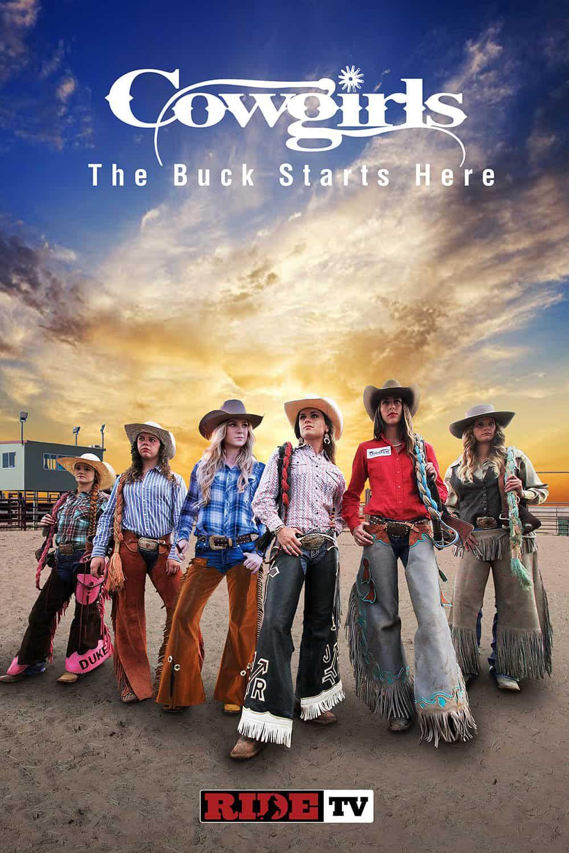 ride tv cowgirls cowgirl magazine