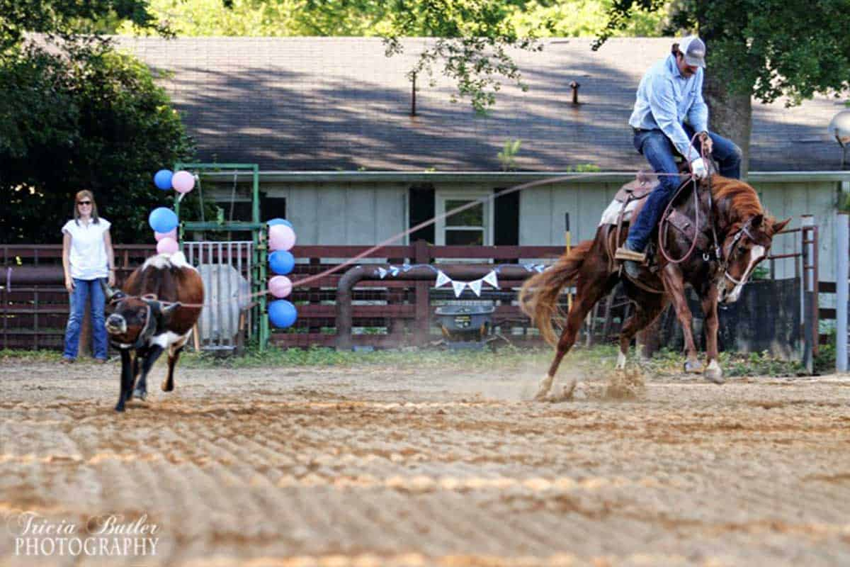 gender reveal cowgirl magazine