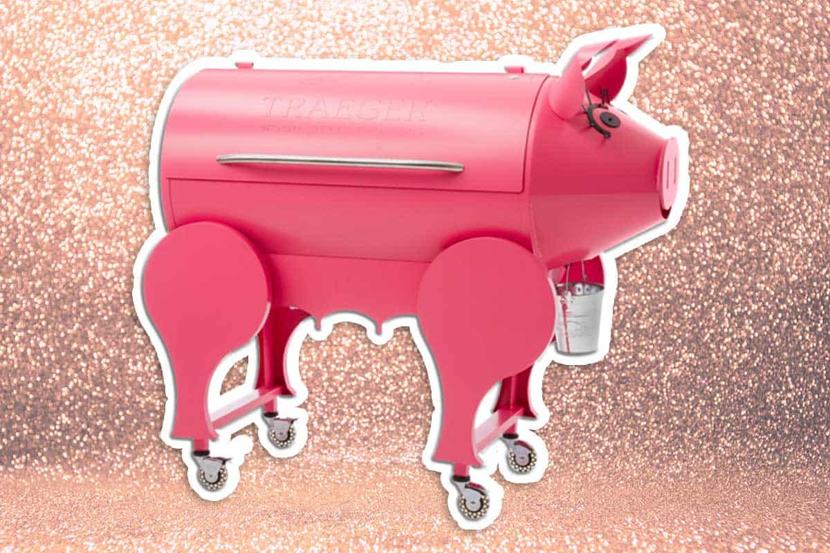 Traeger grills pig grill piggy cowgirl magazine