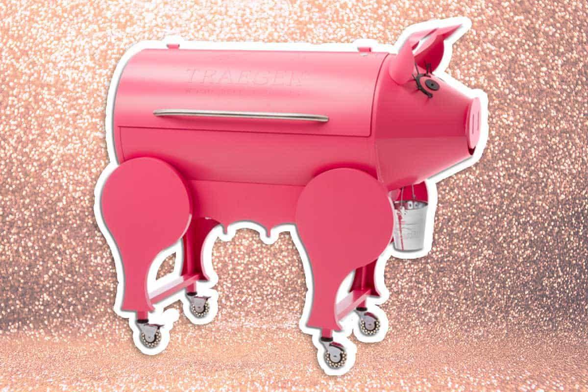 Traeger grills pig grill piggy cowgirl magazine