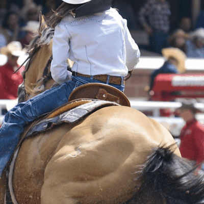 barrel racer cowgirl magazine