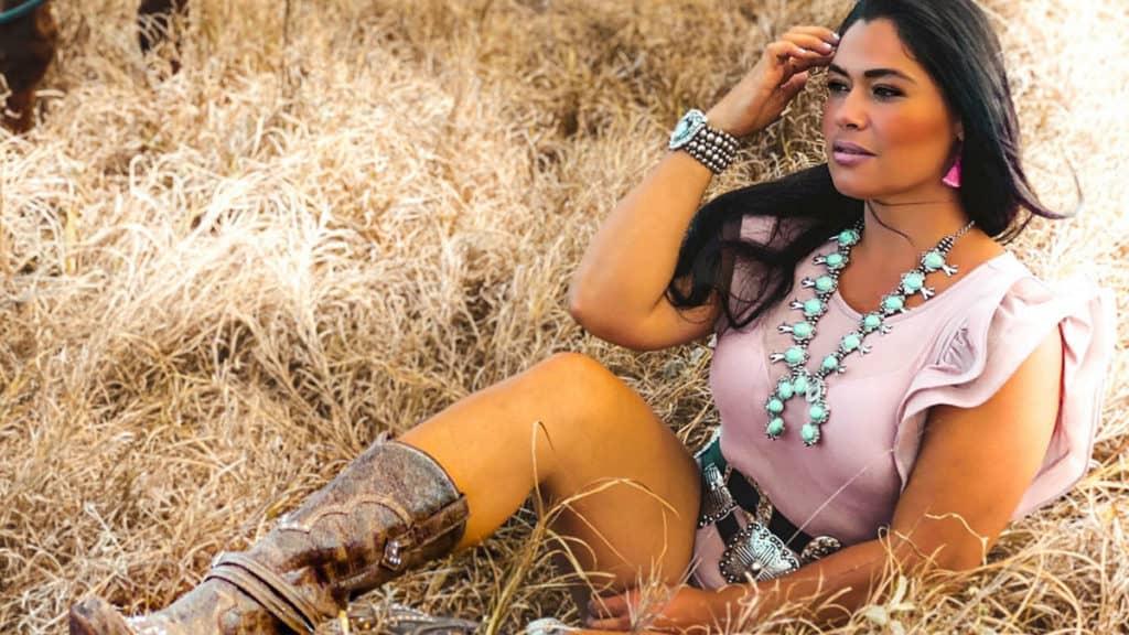joelle souza the aloha cowgirl cowgirl magazine