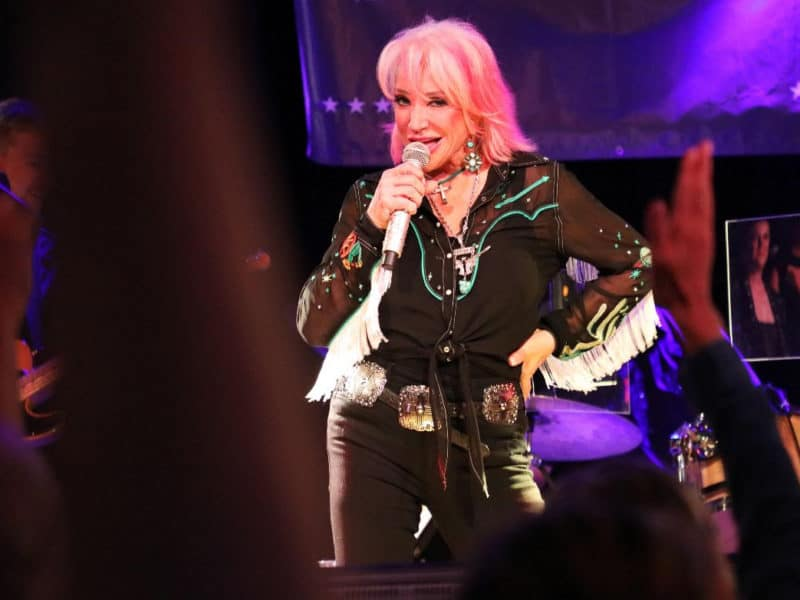 tanya tucker live from the troubadour cowgirl magazine
