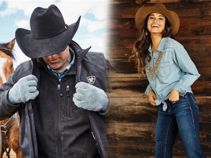 ariat coming to texas cowgirl magazine