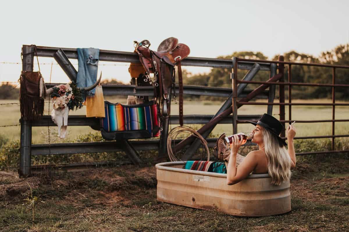 Beth Dutton spirit animal Yellowstone cowgirl magazine
