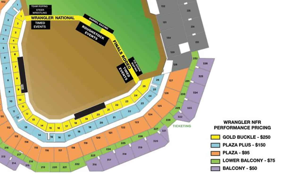 nfr tickets explained cowgirl magazine