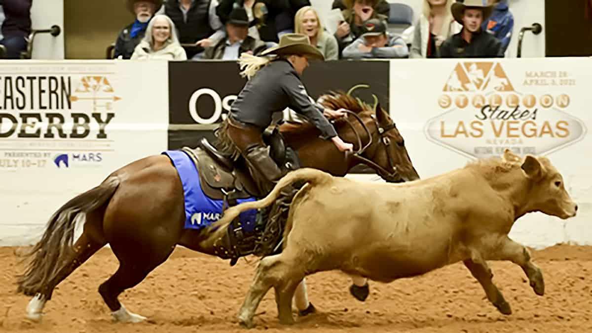 Queen of the Snaffle Bit - Sarah Dawson - Selvarey - NRCHA - Snaffle Bit Futurity - Open Champion - Cowgirl Magazine