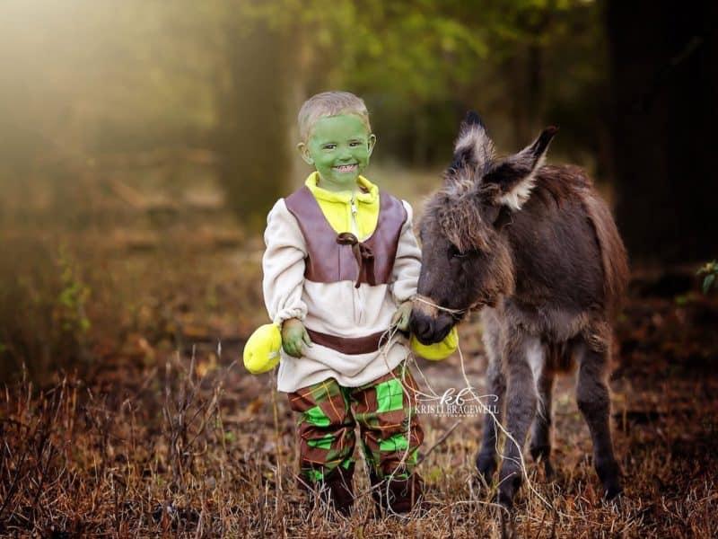 Shrek cowgirl magazine