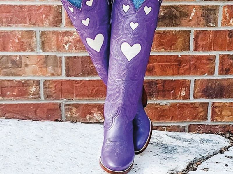 city boots almond toe cowgirl magazine