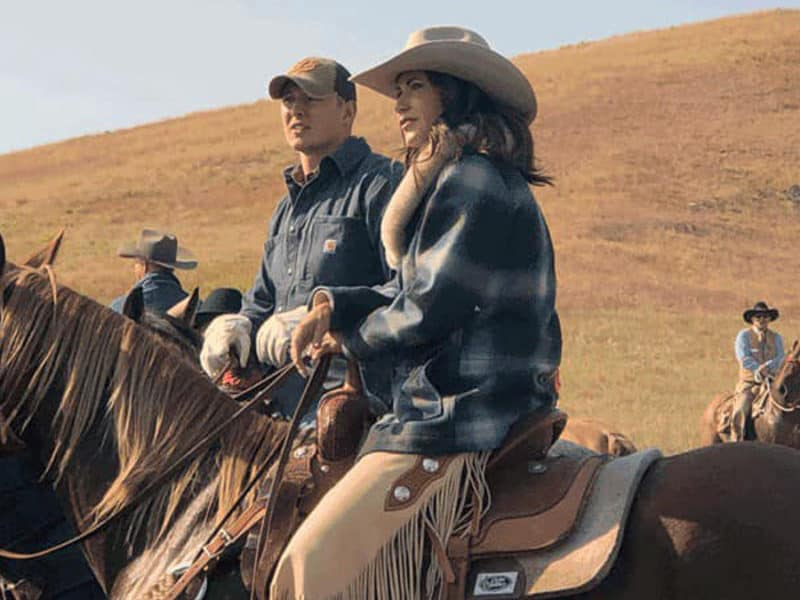 south dakota governor kristi noem cowgirl magazine