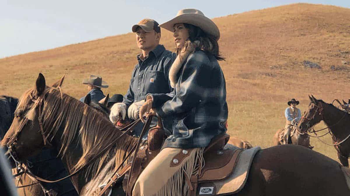 south dakota governor kristi noem cowgirl magazine