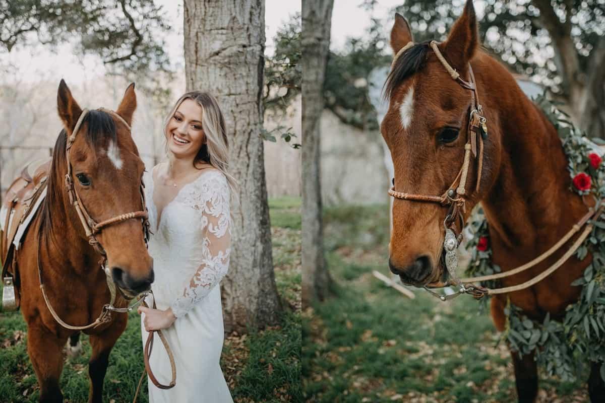 boho wedding cowgirl magazine