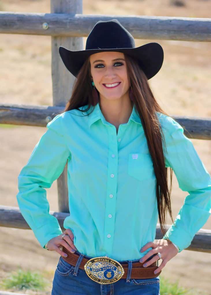 bryce albright cowgirl 30 under 30 2021 cowgirl magazine